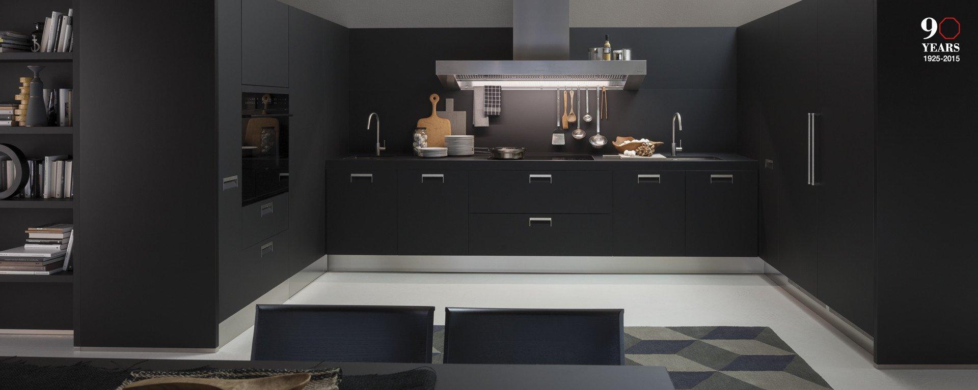 Italiaanse designkeukens en meubels in Antwerpen
