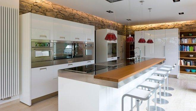 Strakke Witte Keuken : Strakke witte keuken unique besten strakke moderne keuken